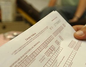 Despido por licencia médica presentada fuera de plazo
