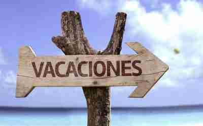 ¿Vacaciones se pierden?