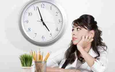 ¿Pueden cambiar mi horario de trabajo?