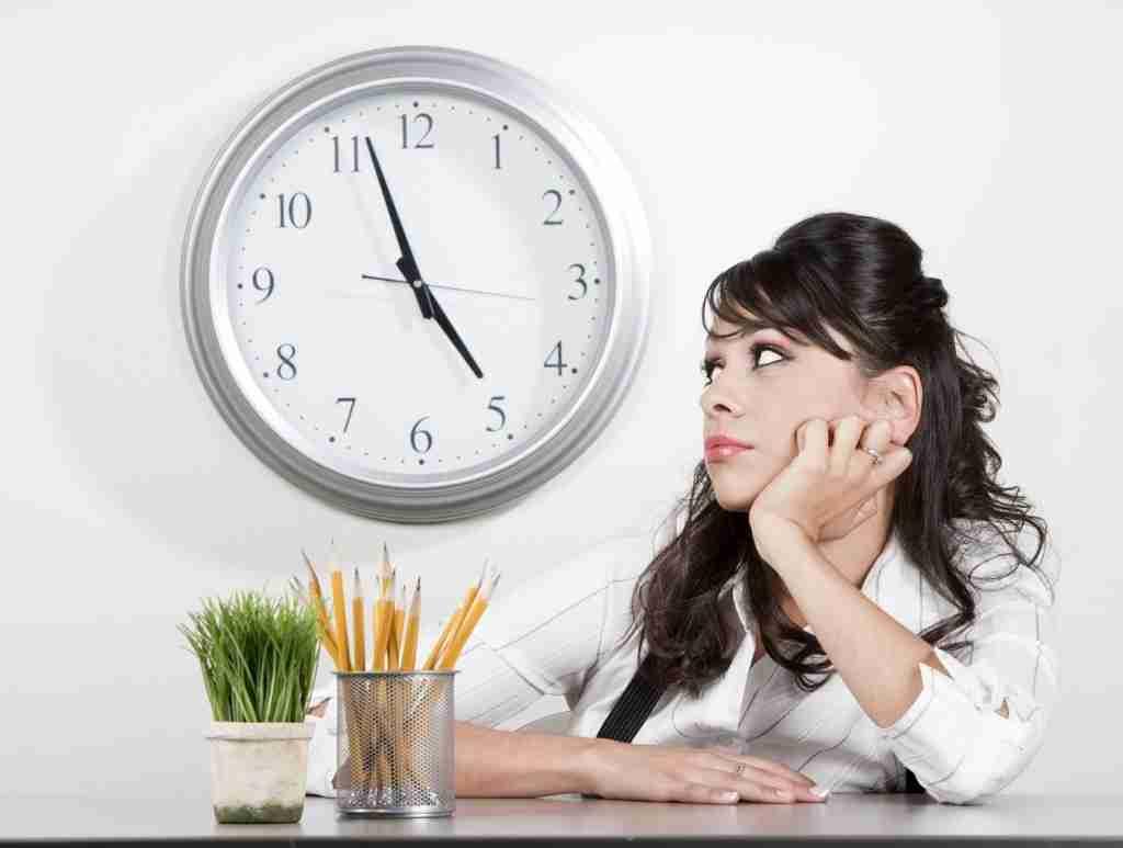 pueden cambiar mi horario de trabajo